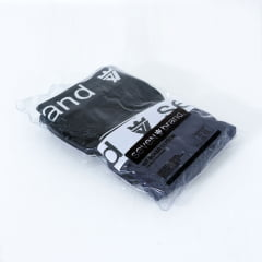PACK CUECA BOXER BLACK / GREY