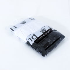 PACK CUECA BOXER BLACK / WHITE