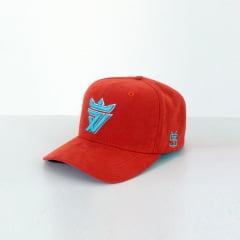 BONÉ ABA CURVA ORANGE BLUE
