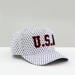 BONÉ ABA CURVA USA POA