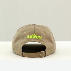 BONÉ DAD CAP BEGE GREEN
