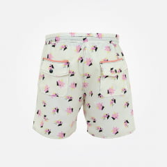 SHORTS FLAMINGO